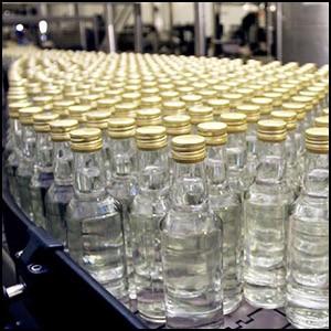 В России процветает нелегальное производство спирта