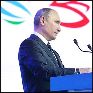 Выступление Президента Путина на ВЭФ