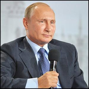 Владимир Путин выступил на форуме ОНФ в Крыму