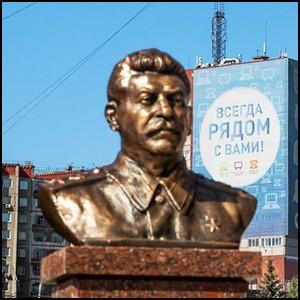 Сталин успешно противостоял иудейскому нашествию на Русь