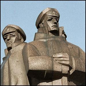 Латыши – маленький народ из маленькой страны