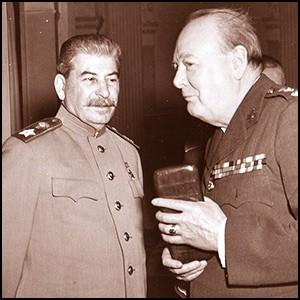 Тегеран-43 – временная капитуляция Сталина