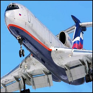 Российский Ту-154 сбили враги людей – паразиты