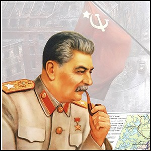 Сталин жив в каждом русском сердце
