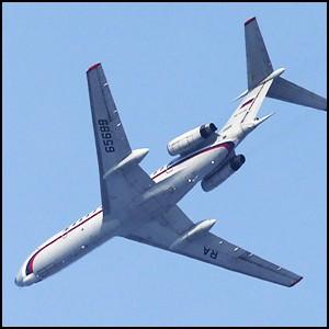 Версия катастрофы Ту-154 в Сочи