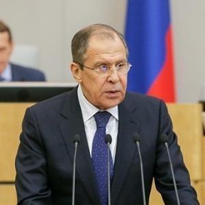 Сергей Лавров выступил в Государственной Думе РФ и ответил на вопросы депутатов