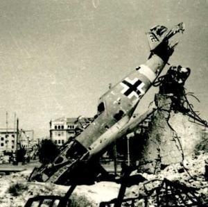 Начало краха Германии под Сталинградом