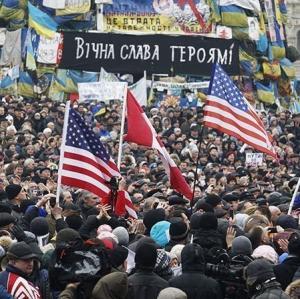 Как паразиты из США готовили антирусское восстание на Украине