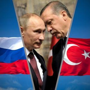 Турция развернулась к Голландии и остальной Европе задом, а к России передом