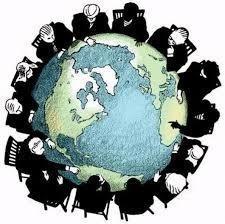 Все международные компании находятся в одних руках