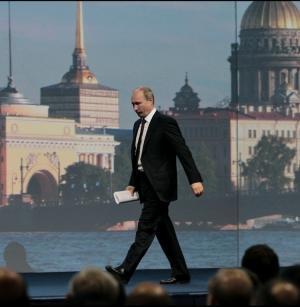 Охота на Путина и покушение на Россию