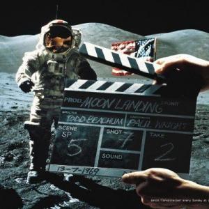 Высадку на Луну таки снимали в студии