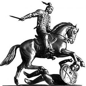 Сабельный удар Святослава по Хазарии