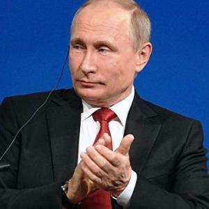 Владимир Путин передал в Питере послание паразитическому Западу