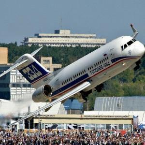 Гражданское авиастроение в России