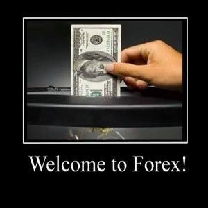 «Форекс» – огромный лохотрон для наивных людей