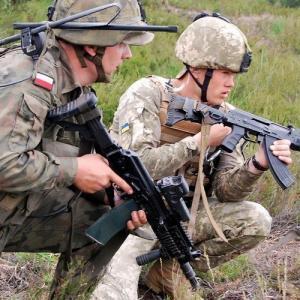 США уничтожают советскую армию в 2017 году