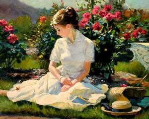 Гибкость – главное качество жены
