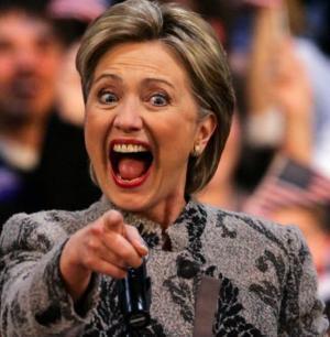 Хиллари Клинтон – безжалостная убийца