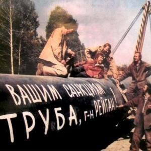 Санкции против России будут продолжатся пока Дикий Запад не поумнеет