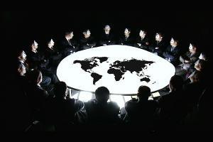 Заговор Мирового Правительства против человечества