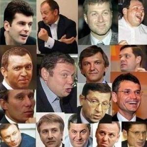 Санкции против России – это приговор Запада российским олигархам