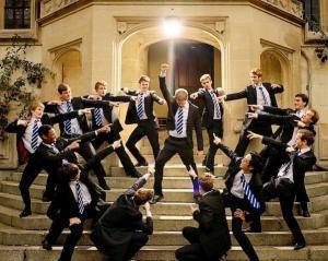 Англия, Оксфорд – разврат, наркотики, паразитическая элита