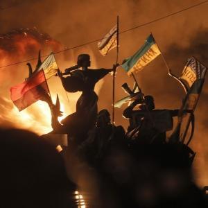 Украинская независимость – идеологическое оружие евреев по внедрению русофобии русскому народу