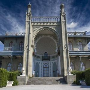Воронцовский дворец – нереальное рядом