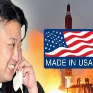 Ядерное оружие КНДР сделано в США