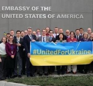 США оккупировали Украину и добровольно оттуда не уйдут