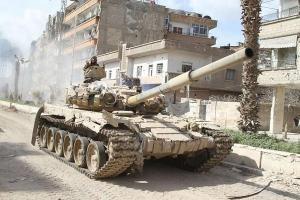 Курды хотят расчленить единую Сирию?