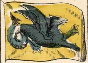 Великая Тартария – дракон древний славянский символ
