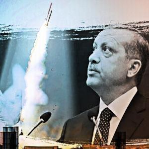 В кого будет целиться Турция нашими С-400