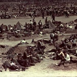 Американские лагеря смерти для немцев