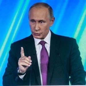 Путин вынес обвинительный приговор США
