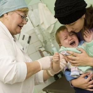 Вакцинированные и невакцинированные