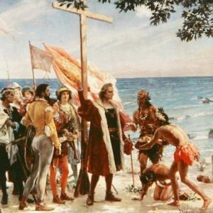 christopher columbus and genocide