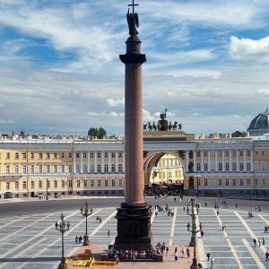 Артефакт Александровская колонна