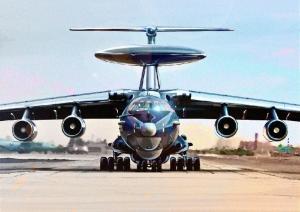Всевидящее око ВКС России А-50