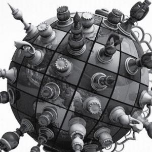Великая шахматная доска: как победить паразитический Дикий Запад