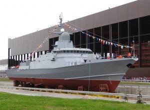 Морской флот России наводит страх на немцев
