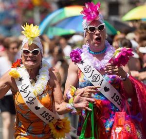 ЛГБТ болезнь убивает Европу уже на законодательном уровне