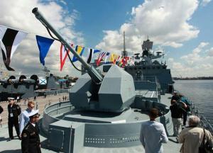 ВМФ России принял на вооружение «Супербуревестник»
