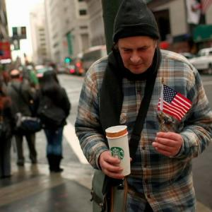 Нищета поглощает страны Запада. Капитализм открыто демонстрирует свои «ценности»