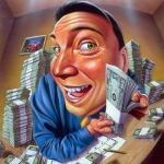Дутые миллиардеры дикой Америки