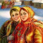 Русские шедевры из села Федоскино