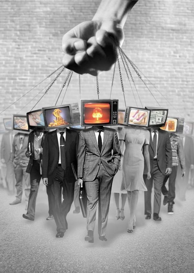 Голливуд – история зомбирования народов