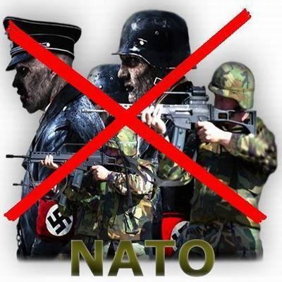 Как НАТО реализует гитлеровский план