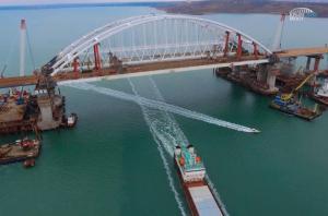 Подрыв Крымского моста планируют жидо-каратели из Киева
